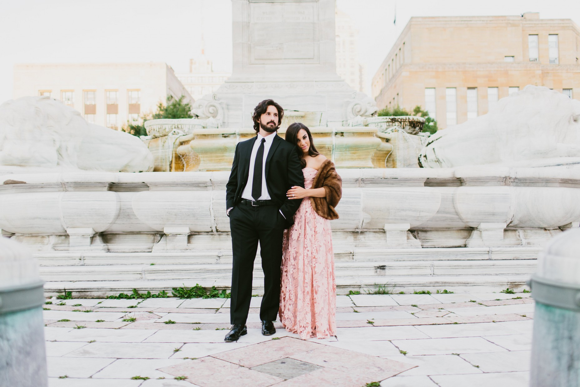 portraits by beth insalaco – engagement